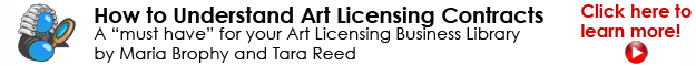 How to Understand Art Licensing Contracts - an eBook by Tara Reed and Maria Brophy