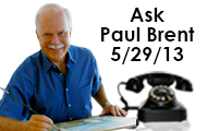 Ask Paul Brent about art licensing