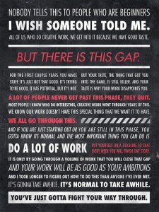 Ira Glass - Work Through It