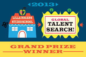 Lilla Rogers global talent search grand prize winners