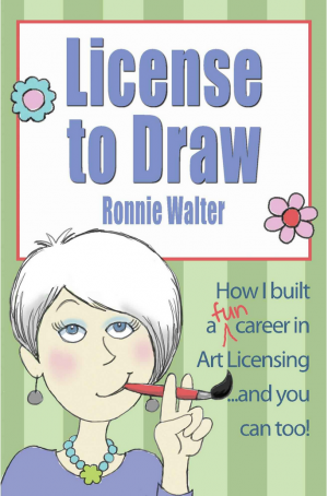 License to Draw by Ronnie Walter