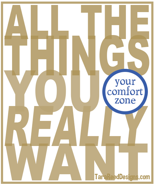 Comfort Zone - Tara Reed Designs