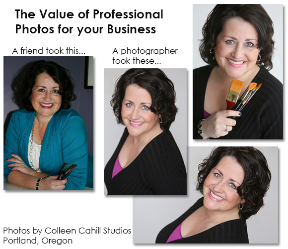 Value of Professional Photos