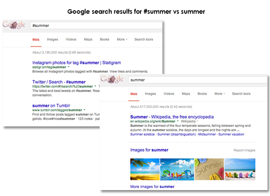 Google Search - #summer