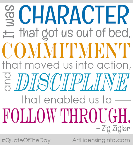 Character - ZigZilar - #QuoteOfTheDay - ArtLicensingInfoDOTcom