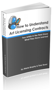 How to Understand Art Licensing Contracts by Maria Brophy and Tara Reed
