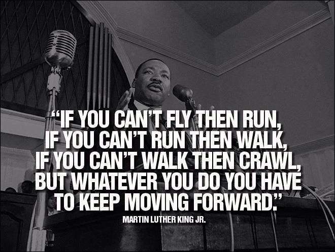 Quote - Martin Luther King