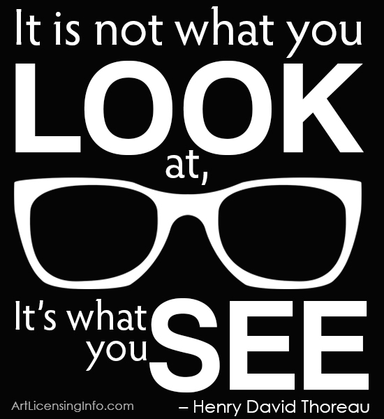 Quote - What you see