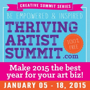 Thriving Artist Summit 2015