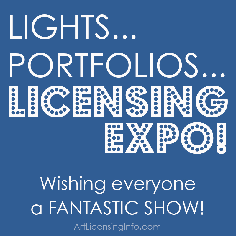 Licensing Expo Wish - ArtLicensingInfo
