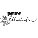 Pure Illustration - art licensing agent